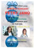 Koncert Petry Janů